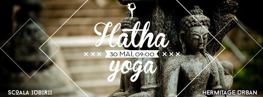 Hatha Yoga @ Hermitage Urban Spiritual Hub