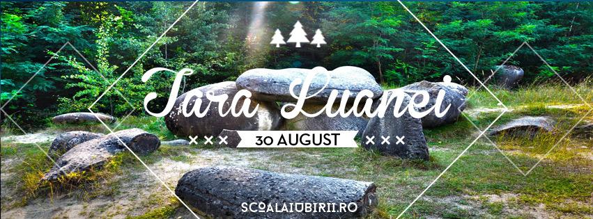 Tabără spirituală în Țara Luanei – 30 august