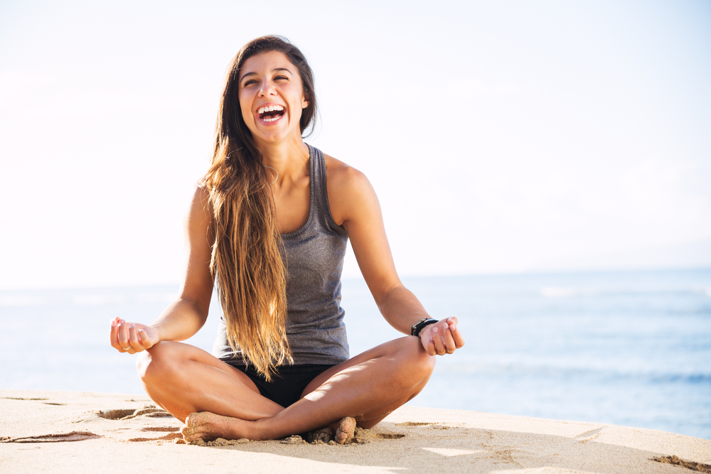 5 motive pentru care să faci yoga în natură